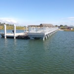 Dock from water 5