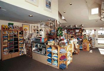 Tidepool Museum Shop
