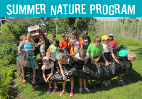 2014 Summer Nature Program