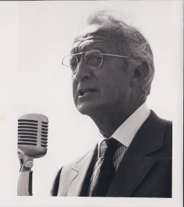 Institute Founder, Herbert Mills